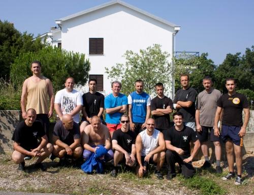 Семинар със сифу Филип Байер – Крк(Хърватса) 2010